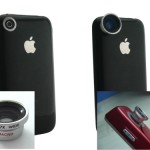 iPhone Magnetic Wide Angle Lens