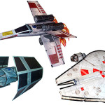 3D Star Wars Kites