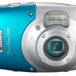 Canon PowerShot D10 Digital Camera » Shock And Awe Proof