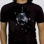 Death Star Disco T-Shirt » Casual Wear For Evil Ones
