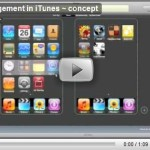 Perfect iTunes Application Management Concept » What Apple Should Have Done But Didn't