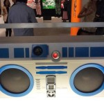 R2-D2 Ghetto Blaster Boombox » Force Funk Field