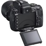 Nikon D5000 DSLR » 720p HD With A Swivel Screen