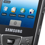 Samsung I7500 » Android Handset