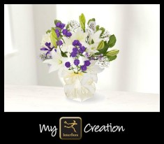 My Interflora Creation Bouquet2
