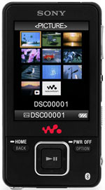 nwza826 picture menu