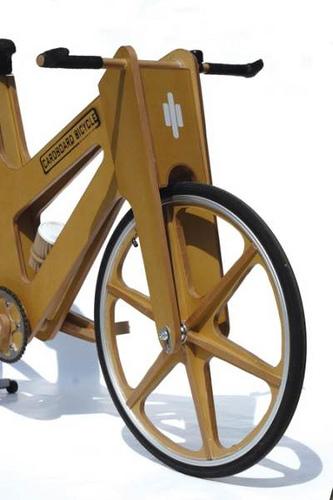 cardboard-bike