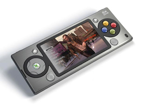 xDream - Xbox HandHeld
