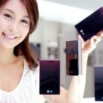 LG XD1 Slick Looking Portable Hard Drive