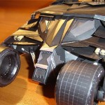 Origami Batmobile – Amazing!