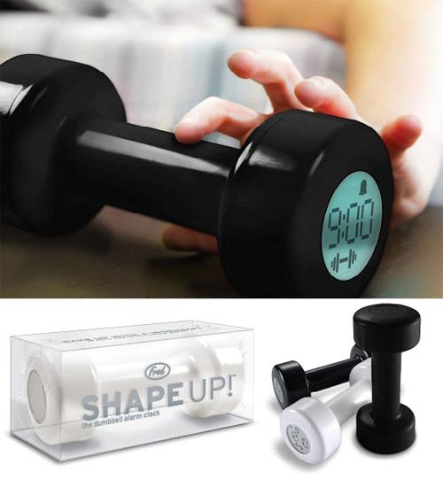 shape_up Alarm Clock