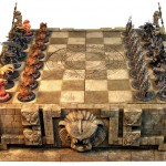 Aliens Chess Set – Is Sigourny Still The Queen?
