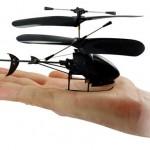 Black Stealth 3-channel Mini Chopper – Stealth Attack