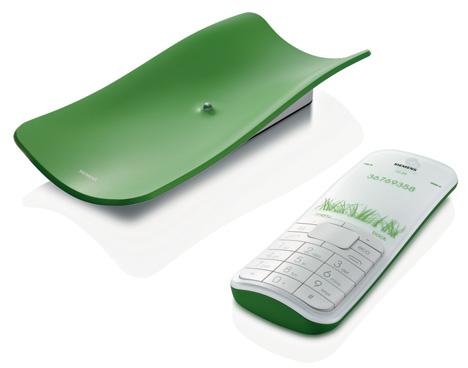 Siemens Leaf Handset