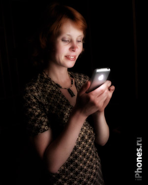 iphone-apple-light-glow