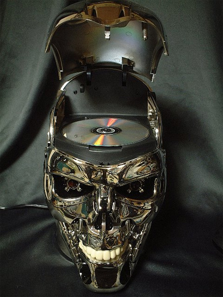 terminator dvd player