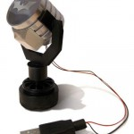 USB Dark Knight Lamp – Batman On Your Desktop