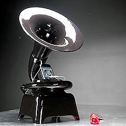 Black Phonofone II