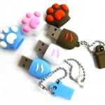 Cat Paw USB Flash Drive – Cute As A Kitten