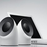 Fashionable En vogue USB speakers – Chilling