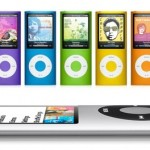 Ipod Nano 4G Brings the Chromatic Multicolored G-Force
