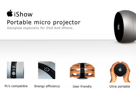 ishow-micro-projector