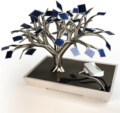 solar-cell-tree-charger