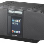 SONY ZS-S4iP iPhone Boombox – Old School