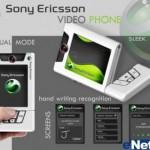 SONY Ericsson Concept Video Phone
