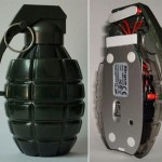 Grenade Mouse – Explosive Control