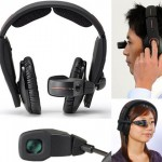 Nikon Wifi UP300x Headphone – Futuristic Headphones