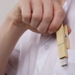 Clothes Pin Memory Stick – Pinned On