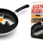 Frying Pan Gun Egg Stencil – Hard Boiled McGraw