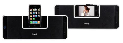 logi3 i-station rotating iphone dock