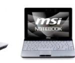 MSI Wind U120 Netbook – A Little Breezy