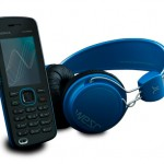 WeSC Headphone Bundle With Nokia Visual Sound