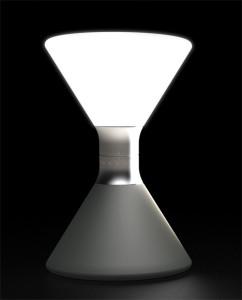 hourglass-lantern