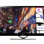 LG LED LCD TV LH95 – Slimmest LCD In The World