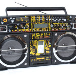Limited Edition Lasonic Rap-Up i931 Boombox – Blinging Sound System