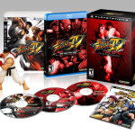 Street Fighter IV Collectors Edition Packaging