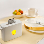 Toasty Charger – Battery On Toast – by Hyun- A Ko