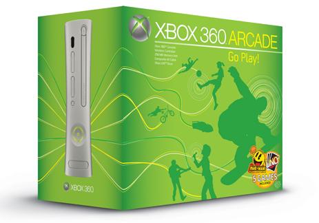 xbox-360-arcade-256mb Memory