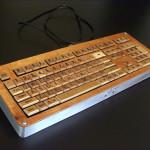 Custom Scrabble Keyboard