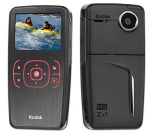 Kodak Zx1 Handheld HD Camcorder