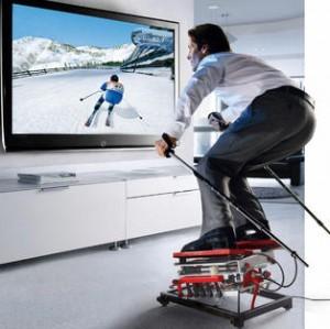 ski-home-simulator