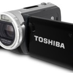 Toshiba High-Definition 1080p Camileo Camcorders