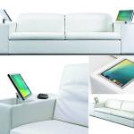 Athena Multimedia Sofa » Sci-Fi Settee