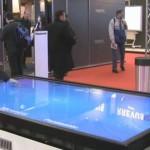 Panasonic Multi-Touch Air Hockey