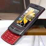 Samsung Ultra Touch S8300 » TouchWiz