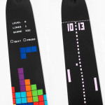 Retro Game 8-Bit Neck-Ties » Tetris, Pong, Asteroids & Space Invaders Ties